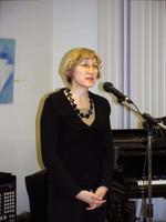 Ольга Улемнова, искусствовед