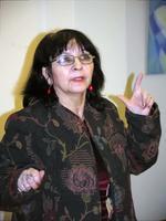 Розалина Шагеева, искусствовед