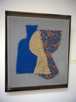 Натюрморт с деревянной солонкой. 2001