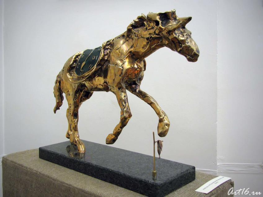 Лошадь, оседланная временем. 1980