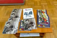 Презентация каталогов Гайши Рахманкуловой и Магдалины Мавровской