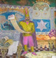 Нафиков К.А. Кубан Боян, 154 г. до н.э. Песня о чулмане