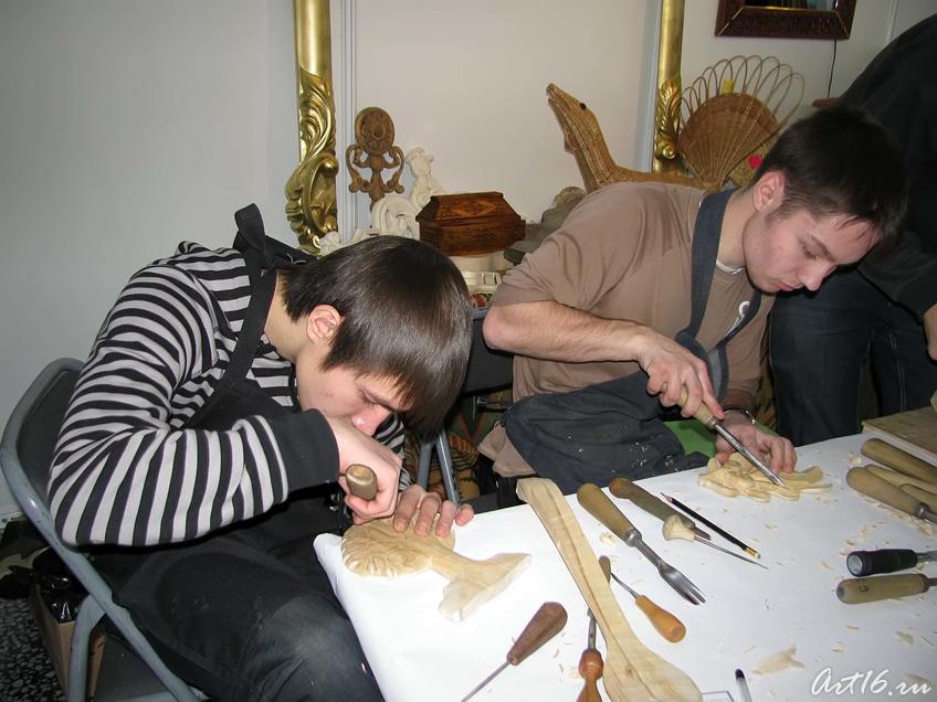 Учащиеся профессионального технического училища №40 ::Арт-галерея. Казань — 2010