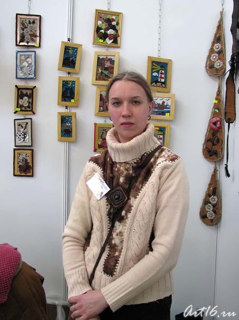 Даминова Алина, г. Казань::Арт-галерея. Казань — 2010