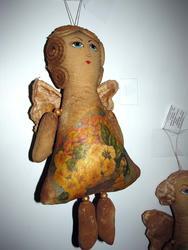 Кукла-ангелочек