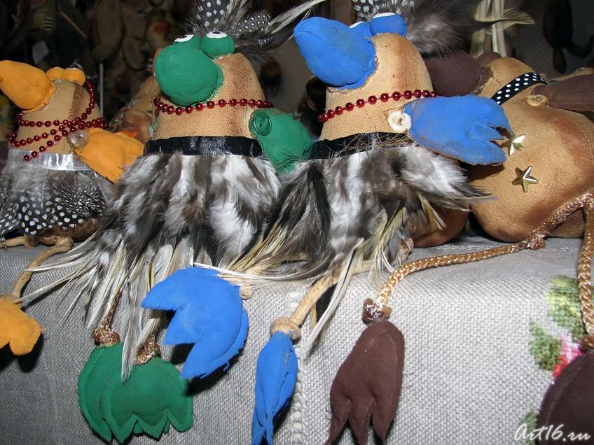Сидели два попугая::Арт-галерея. Казань — 2010