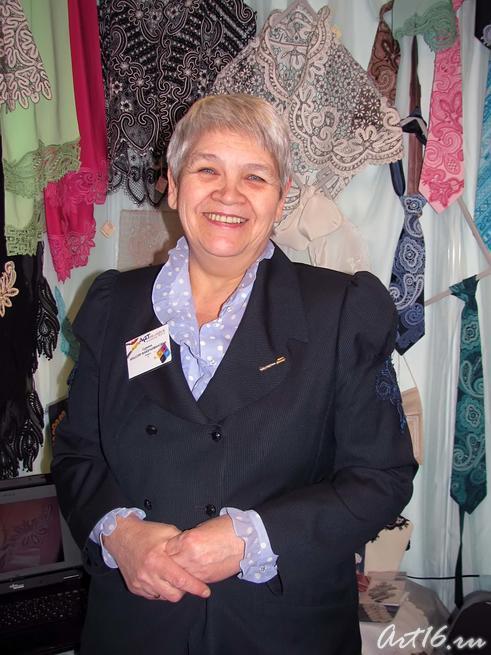 Суркина Ильсояр Файзрахмановна, г. Ижевск::Арт-галерея. Казань — 2010