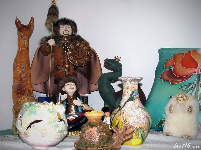 Сувенирная продукция ::Арт-галерея. Казань — 2010