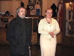 Фарид Губаев и Наталья Топал