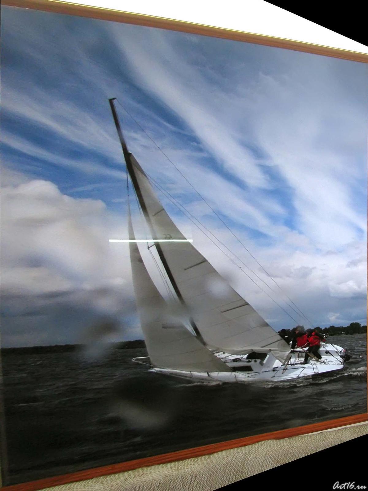 Фото №42784. Яхта