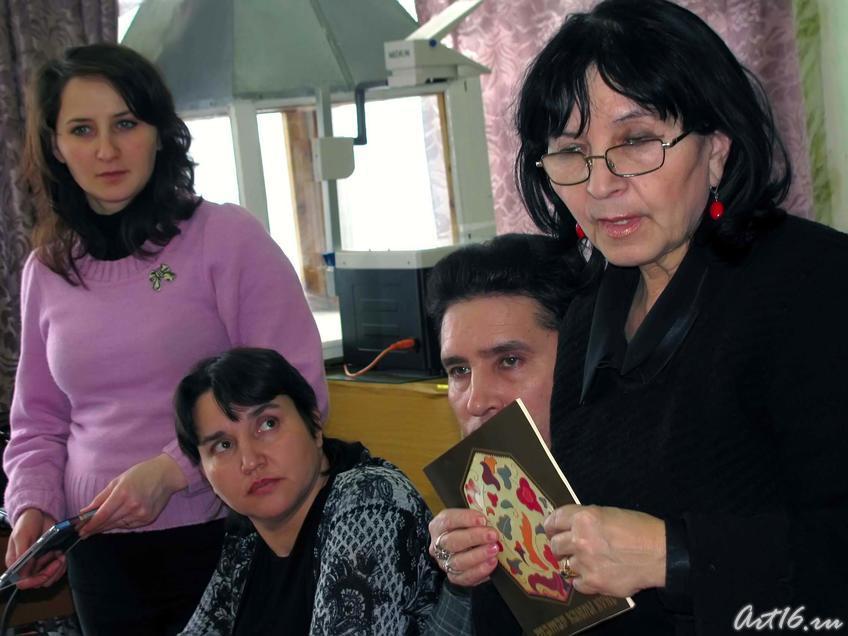 Фото №43141. Айгуль Канифовна, Люция Мавлютовна, Дамир Сабирович, Розалина Гумеровна