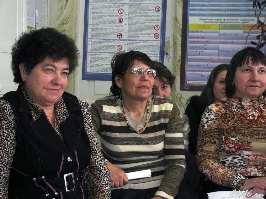 Фото №43151. Педагоги Черки-Гришинской средней общеобразовательной школы