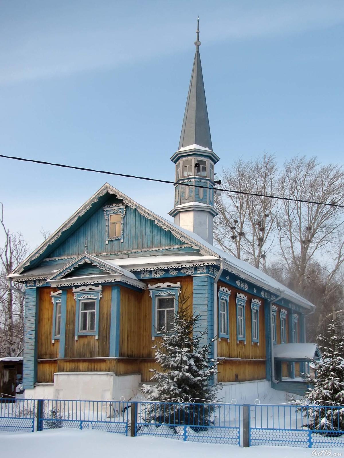 Фото №43231. Мечеть д. Куль-Черкене