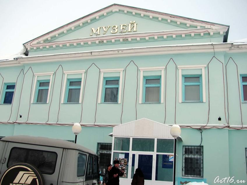 Фото №43246. Здание Краеведческого музея г. Буинска