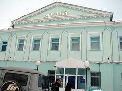 Здание Краеведческого музея г. Буинска