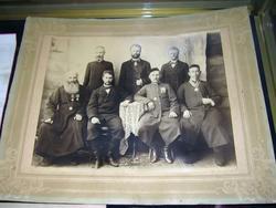 Фотография дворянского общества г. Буинска