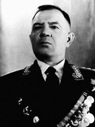 П.Г. Шафранов (1901 -1972), Герой Советского Союза