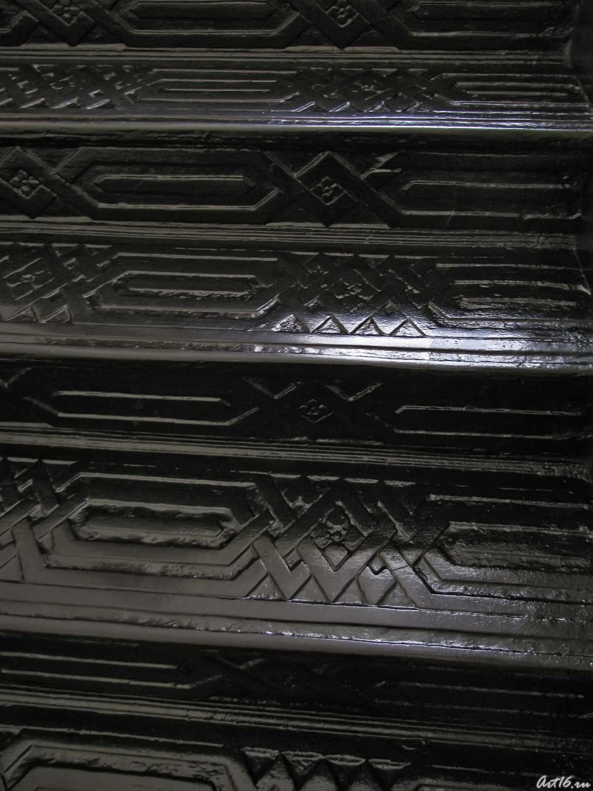 Фото №43611. Чугунные ступени муузея