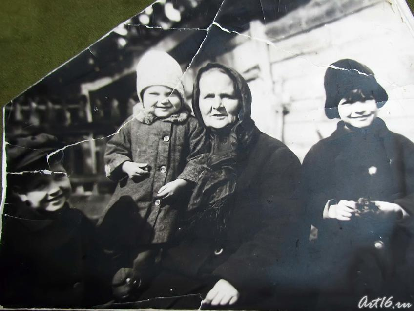 Фото №43825. Мама — Сенникова Мария. 1920