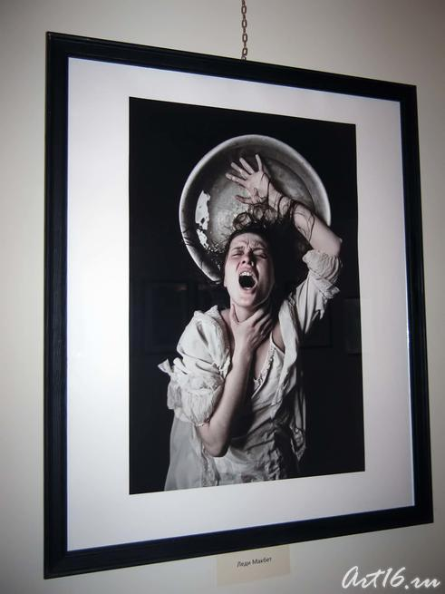Леди Макбет::«Мгновения» — фотовыставка Ильи Славутского
