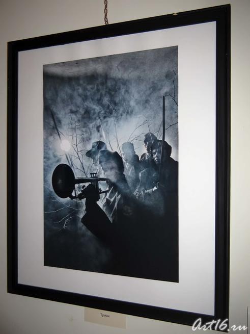 Туман::«Мгновения» — фотовыставка Ильи Славутского