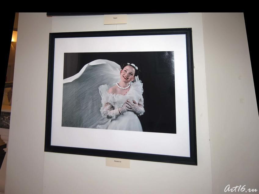 Невеста::«Мгновения» — фотовыставка Ильи Славутского