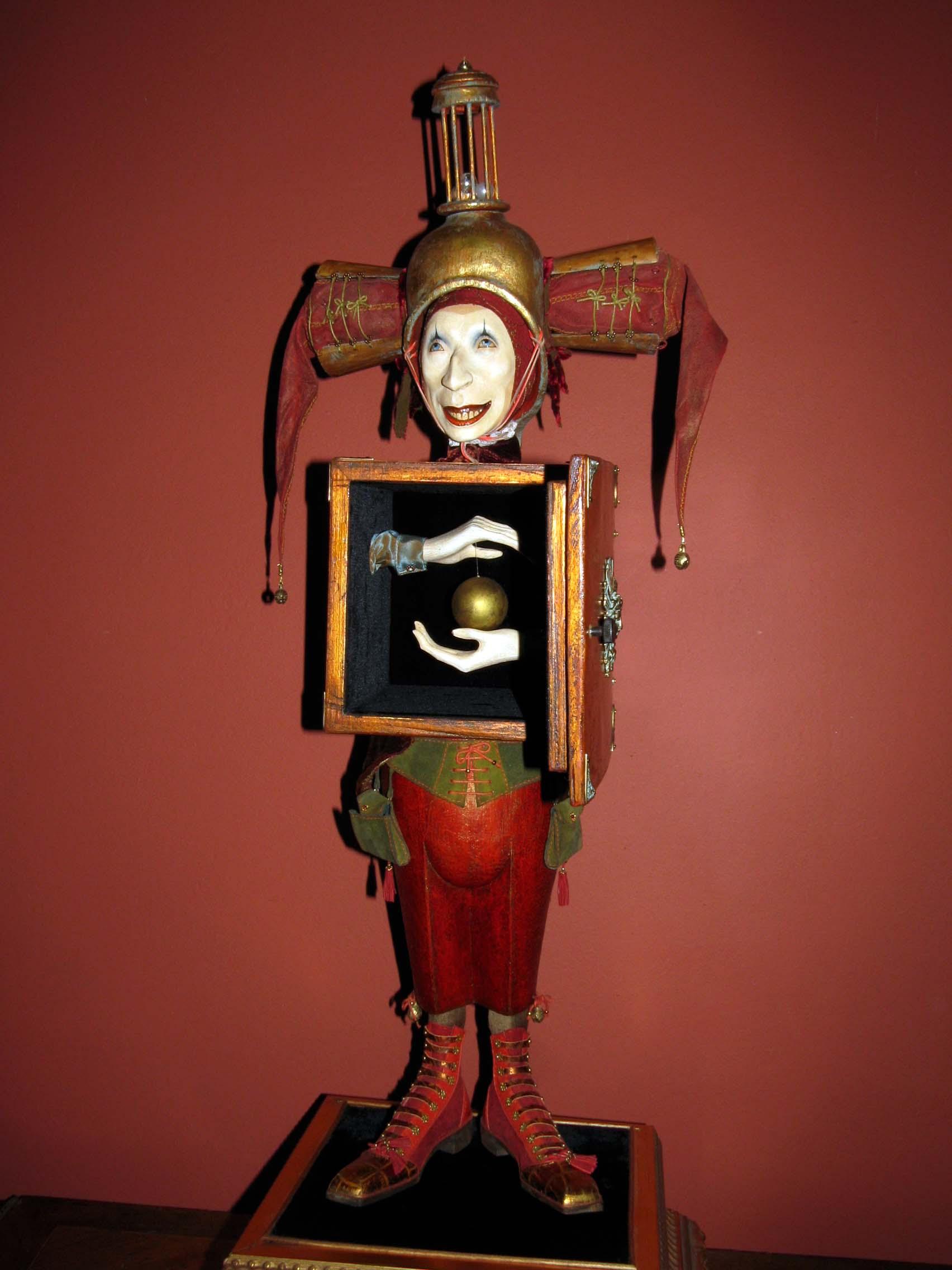Фото №44361. Иллюзионист. 2007
