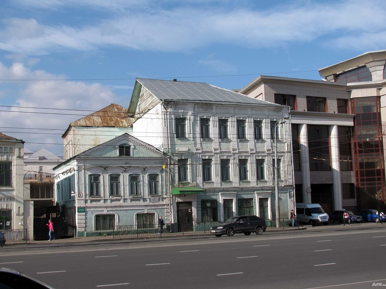 «Восточный клуб», дом М. Апанаевой::Казань
