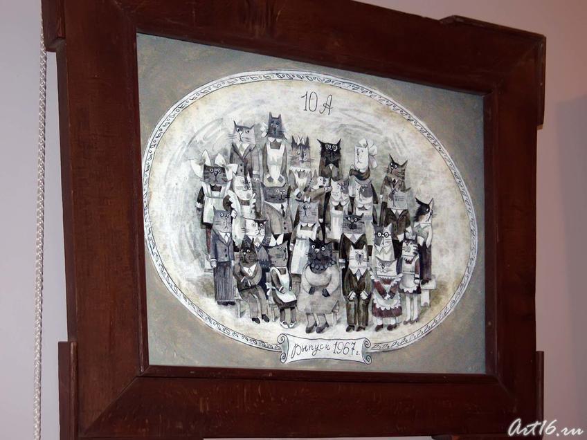 Фото №50760. Выставка мастеров творческого объединения ''Волшебная лавка''