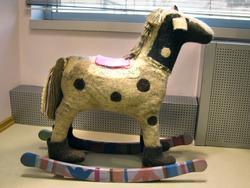 Конь. Выставка мастеров творческого объединения ''Волшебная лавка''