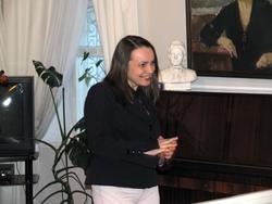 Карина Булычева. Разговор со зрителями