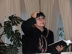 Розалина Шагеева, поэтесса