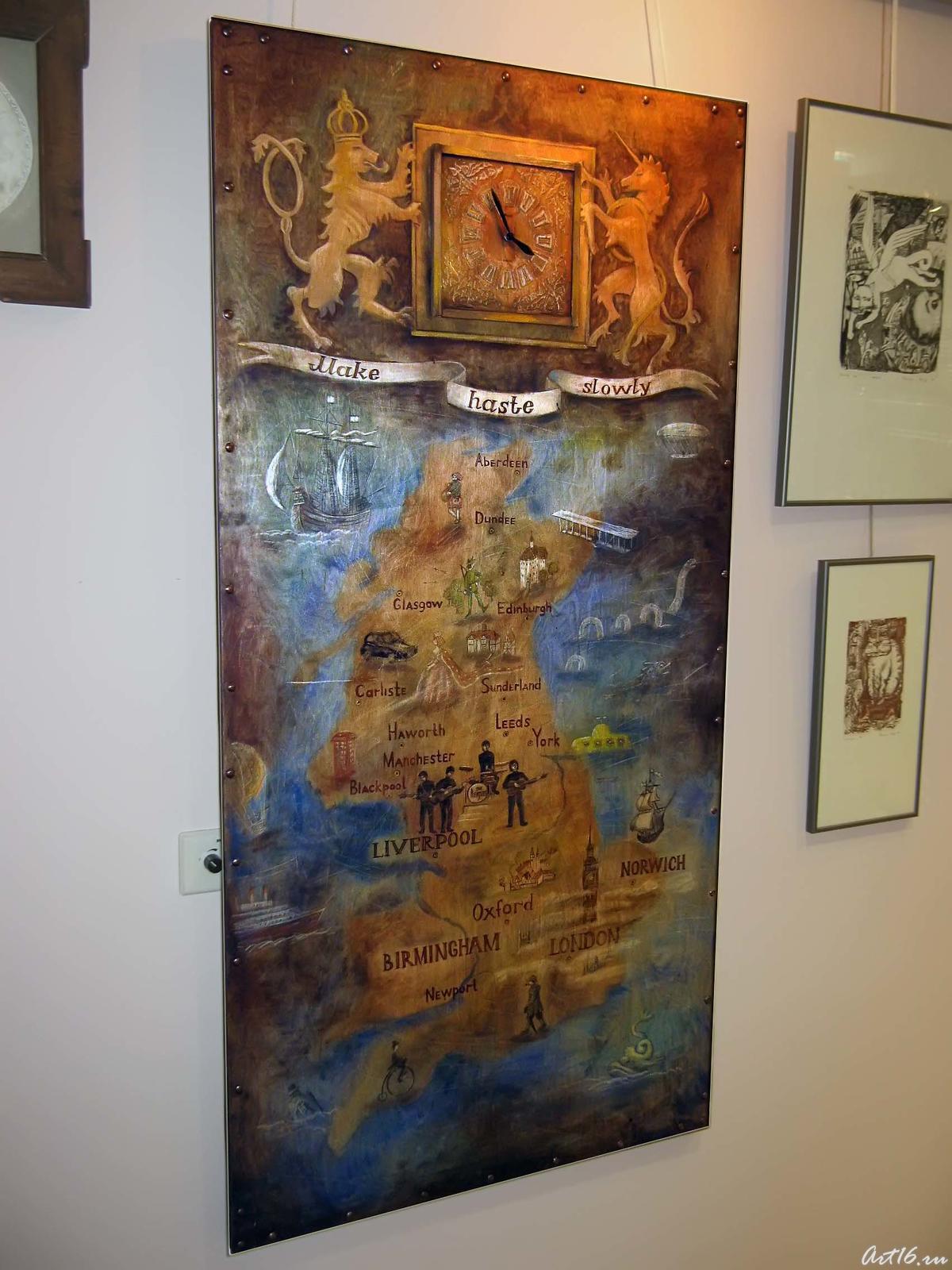 Фото №50765. Выставка мастеров творческого объединения ''Волшебная лавка''