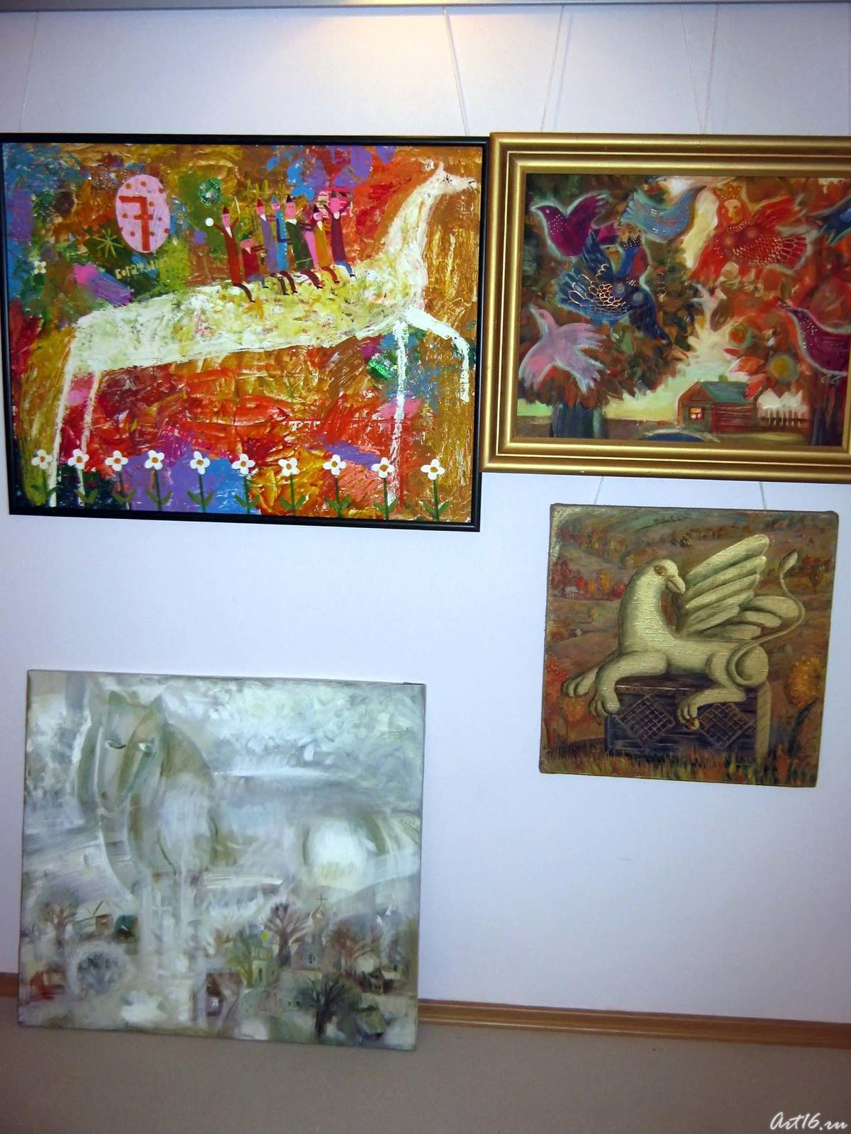Фото №50830. Выставка мастеров творческого объединения ''Волшебная лавка''