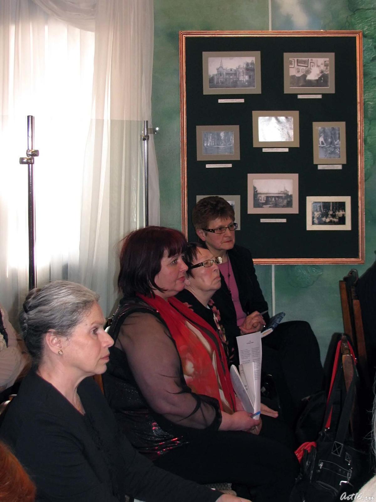 Фото №52103. На литературных чтениях в усадьбе Боратынских