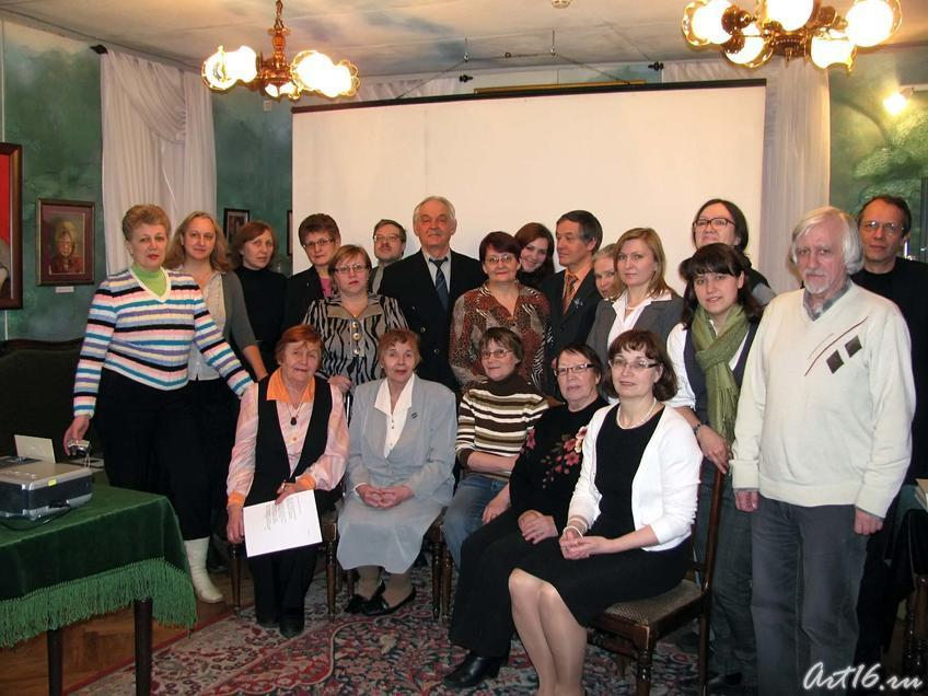 Фото №52171. участники Литературных чтений в усадьбе Боратынских