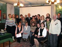 участники Литературных чтений в усадьбе Боратынских