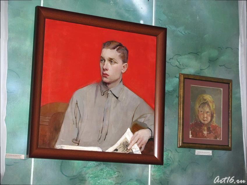 Александр Александрович Боратынский::Литературные чтения в усадьбе Боратынских