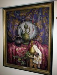 Восточный натюрморт. 1995