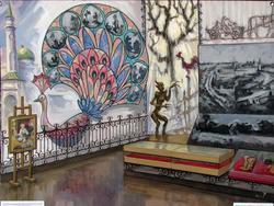 Проект экспозиции Музея Г.Тукая. Зиязов Ф.А. 1996