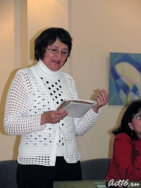 Нуршида Шакирова, поэтесса