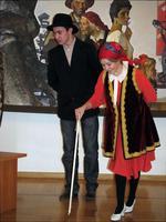 День театра  в ''Хазинэ''