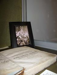 Гедеон (Криновский), Епископ (1726-1763)
