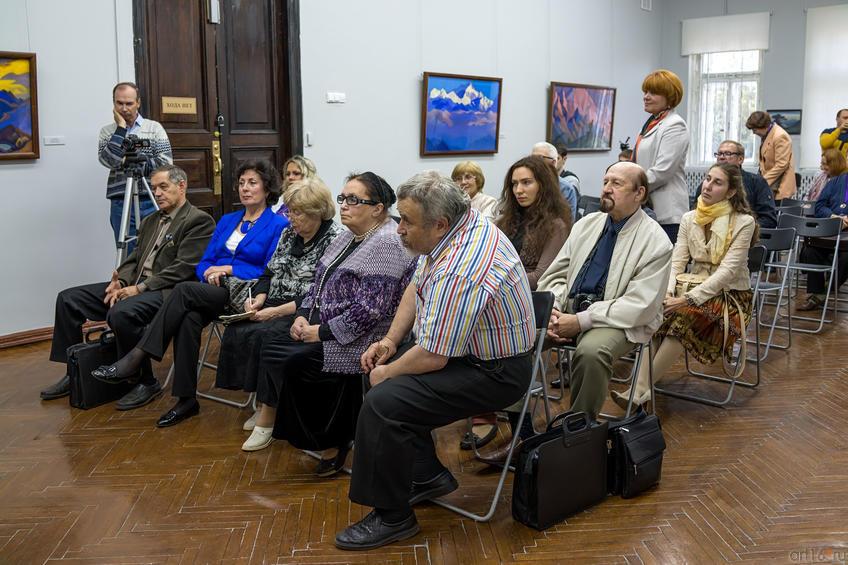 ::Выставка произведений Николая Константиновича Рериха (1874–1947)