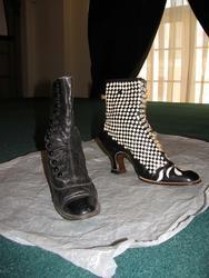 Обувь горожанок, студенток
