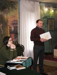 Наиля Ахунова, Дамир Ахмадуллин