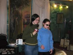 Наиля Ахунова и Диляра Залялиева