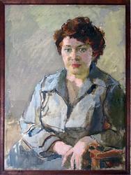 Портрет Фираи Закировой
