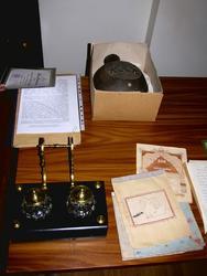 Экспонаты, подаренные музею
