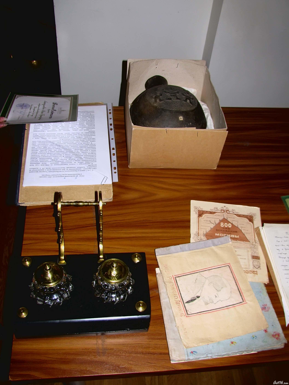 Экспонаты, подаренные музею::«Дни дарений» 01.04.10 — 05.04.10